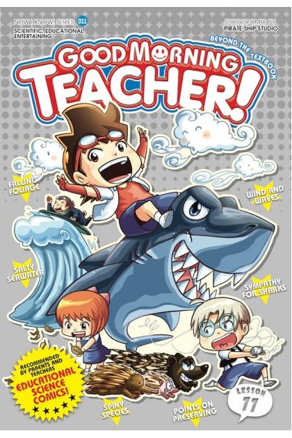 Good Morning Teacher 11
