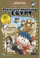 Treasure Hunting in Egypt