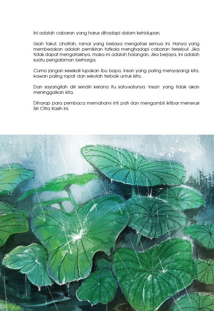 Siri Citra Kasih 02: Lewat Musim Hujan