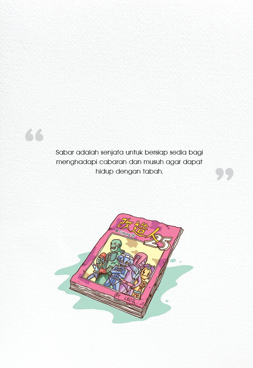 Siri Citra Kasih 09: Kepahitan Tersembunyi